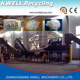 Flocken-Waschmaschine/Haustier des Haustier-1000kg/H, das Maschinen-/Haustier-Flaschen-Abfallverwertungsanlageaufbereitet