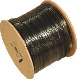 Câble de transmission fourni par OEM, câble coaxial de liaison de Rg174u