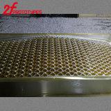 Las piezas de metal de mecanizado CNC CNC prototipos prototipos rápidos moldeado a presión de precisión de aluminio moldeado en arena OEM ODM China fabricante de aluminio de precisión de la industria aeroespacial