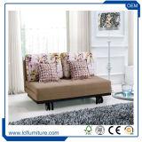 Base di sofà multiuso poco costosa dell'angolo del tessuto con la casella di memoria
