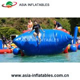 PVC防水シート膨脹可能な水塊、膨脹可能な水跳躍の枕