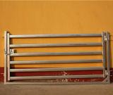 販売のための熱い浸された電流を通された家畜のヤギのゲート