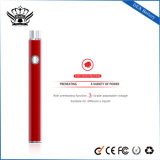 Batterie de vente chaude avec la batterie électronique de cigarette de Cbd de tension réglable
