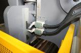 вырезывание и гибочная машина металлического листа 63t2500