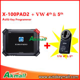 Xtool X-100pad2 car key Programmer with VOLKSWAGEN 4th and 5th X100pad2