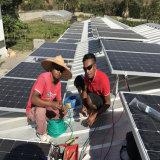 6KW Grade Desligado do Sistema de Energia solar para uso doméstico