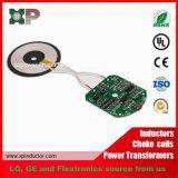 Transmisor sin hilos estándar del cargador de Qi