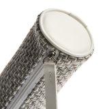 Nouveau design personnalisé d'origine de la production de gros de coton de bonne qualité promotionnelle Zipper Sac cosmétique