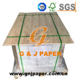 Branco de alta Self-Adhesive revestido papel vegetal na embalagem de paletes