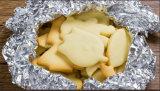 Haushalts-Aluminiumfolie mit kleinem Rollengebrauch für Nahrung