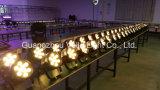 Estúdio do diodo emissor de luz de Vello e luz do estágio da lavagem de Parcan da face (FEI Colorpar9 2in1 do diodo emissor de luz)