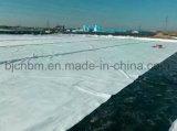 Les fibres longues de géotextile non tissé de polyester pour le travail civil