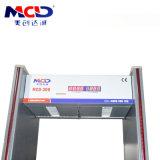 6 Marco de la puerta de las zonas de detección de detector de metales se utiliza ampliamente en Bangladesh, Pakistán, etc.