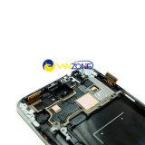 Экран касания LCD мобильного телефона для замены Amoled агрегата цифрователя экрана касания индикации галактики Note3 N900 N900A N9005 LCD Samsung супер