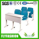 Escritorio plegable del diseño de los muebles de escuela con la silla (SF-05H)