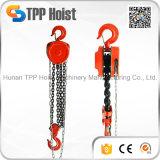 Tipo 15ton de Hsc grua Chain de bloco Chain de 3 medidores