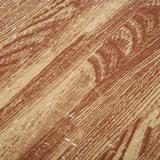 L'art en bois de style composite de tapis en mousse EVA mat imperméable
