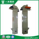 물통 엘리베이터는 수직 운반 물자 지속적인 운반 기계장치이다