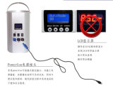Neues LED-drahtloses Batterie-Zylinder-Licht 4*8W RGBW 4 in 1 LED-Wand-Wäsche-Licht