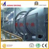 Máquina de secagem giratória de Hydrophosphate do cálcio