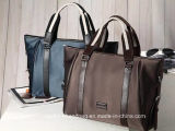 方法多機能の柔らかいハンド・バッグの中国の専門の贅沢な人はMicrofiberファブリック旅行袋を防水する