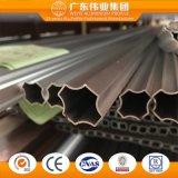 Weiye Aluninum/alluminio/tubo/Palo di Aluminio