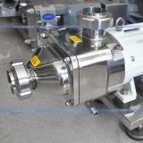 Pompa di vite del gemello di industria alimentare dell'acciaio inossidabile con l'invertitore di velocità