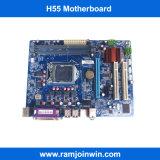 Steunen DDR3 1600/1333/1066 Motherboard van het Geheugen LGA1156 H55