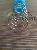 Mangueira desobstruída com a mangueira flexível reforçada aço reforçada do metal de Stripwound da tubulação do PVC do fio