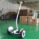 Вездеход 10 дюймов стоя электрический самокат Hoverboard с ручкой
