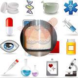 Celulosa carboximetil farmacéutica de sodio del grado como polvo adhesivo del CMC