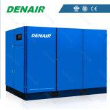 compresseur d'air à haute pression de la vis 300HP avec de l'air de l'eau refroidi