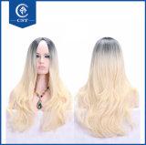 도매 최상 브라질 Virgin 자연적인 금발 머리