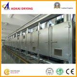 Machine de séchage de courroie de fonctionnement continu avec la garantie de 1 an