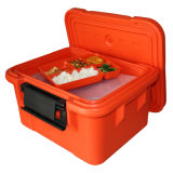 Edelstahl-Verschluss-und Verschluss-Mittagessen-Kasten