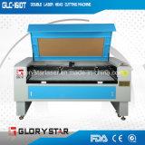 doppia macchina per incidere di taglio del laser del CO2 delle teste di 1600X1000mm