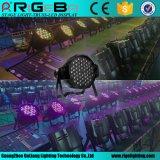 het BinnenLicht van het Stadium van het PARI 48LEDs*3W RGBW