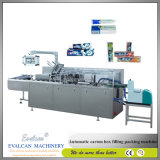 Автоматическая машина для Cartoning бачок / блистер / мыло / рулон / Косметический / Саше / мазь картонной упаковки машины