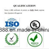 Diferencia térmica de alto desempeño de las pastillas para el Control remoto equivalente Bergquist RoHS junta de silicona fábrica ISO