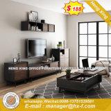 Doppio Governo di legno antico della TV per la mobilia del salone (HX-8ND9628)