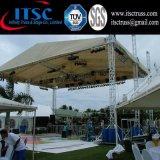 Giebeliges Binder-Stadiums-Dach-Systems-Aluminiumkabinendach