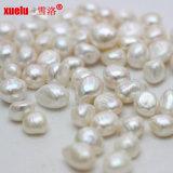 12-15mmの大きい淡水のバロック式の自然で緩い真珠のビードは卸し売りする