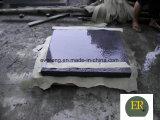 Natürliche dunkle graue Steinfliesen und Pflasterung des granit-G654