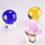 Coloridos regalos promocionales la bola de cristal (KS2014005)