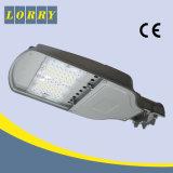 LED 50W de luz de la Calle Jardín de Luz certificado CE 110lm/W con fotocélula