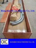 Venda a quente de aço inoxidável Cristal/Porta do obturador da porta do obturador de rolagem/Portas de plástico transparente