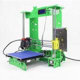 2017 신식 접촉 스크린 탁상용 디자인 3D 인쇄 기계