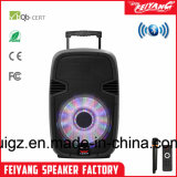 Battery를 가진 강력한 Portable Rechargeable Active Bluetooth Trolley Speaker ---F22L