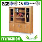 Шкаф офисной мебели доски MDF деревянный (ET-45)