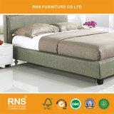 В001 современных простые ткани - двуспальная кровать в Северной Европе. Можно принять за исключением мягкая кровать